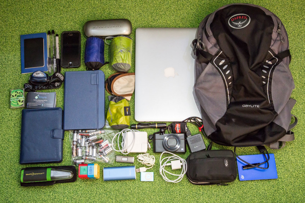 Electronics for Around-the-World Travel