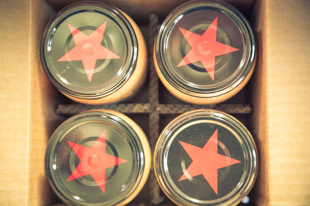 Pic's Peanut Butter Star Logo