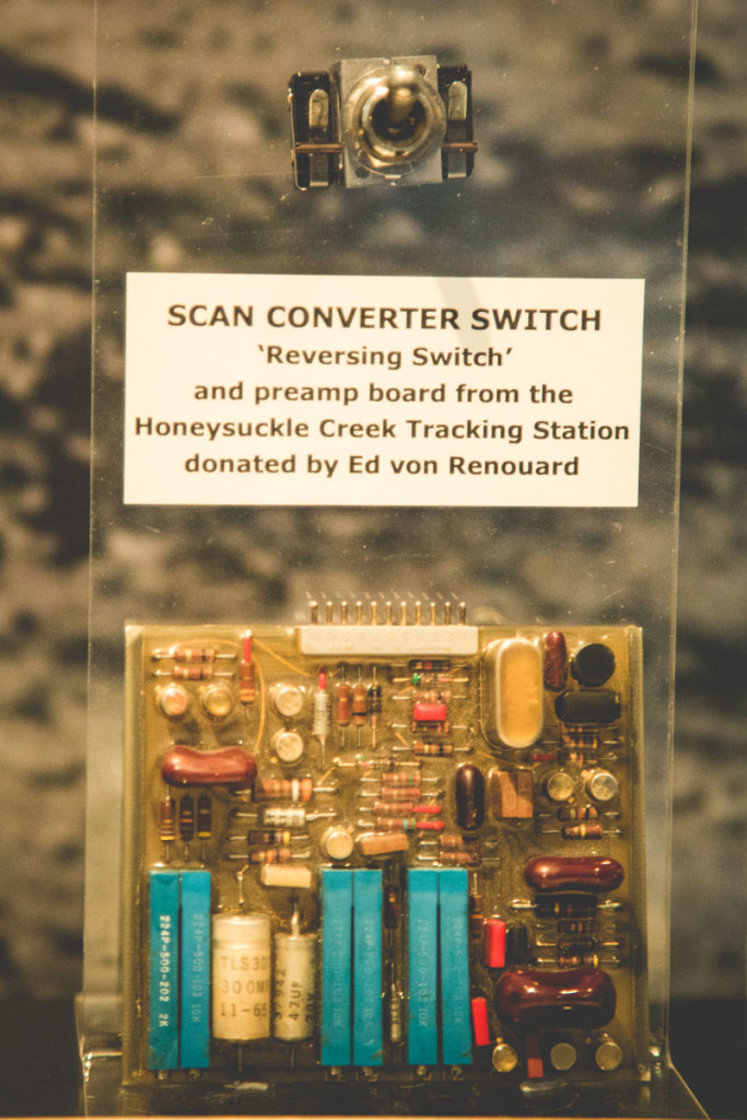 Scan Converter Switch